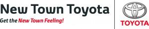 New Town Toyota FEELING Logo Regular CMYK with emblem