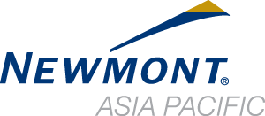 Newmont Asia Pacific Logo 300