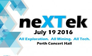 NeXTek 2016 –  Exploration and Mining Technology Conference