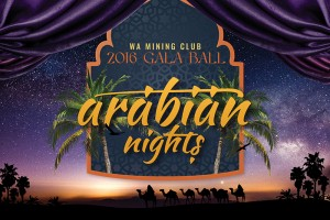 2016 Annual Gala Ball – Arabian Nights
