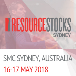 ResourceStocks Sydney 2018