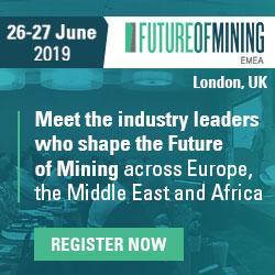 Future of Mining EMEA 2019