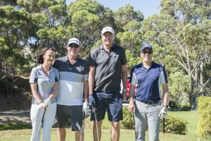 Presidents Cup Golf Day 2018