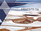 Minesite 2016 cover