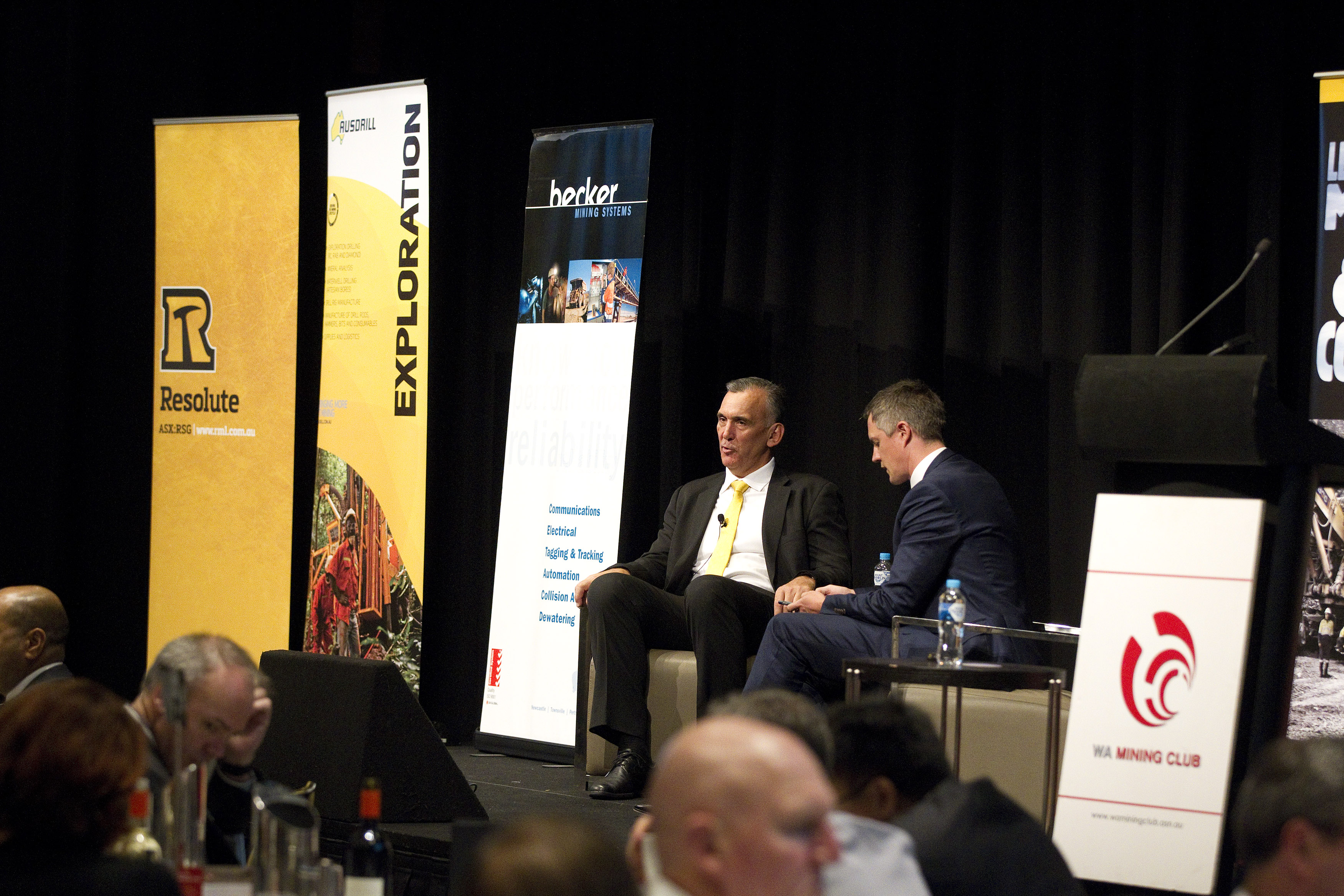 WA Mining Club | March 2017 Luncheon – Minister for Mines
