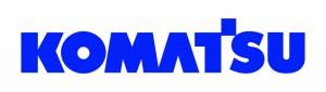 Komatsu logo blue